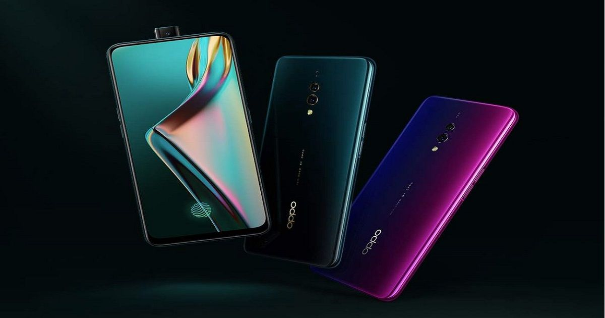 OPPO K3 with In-Display Fingerprint Sensor and Pop-Up Selfie Camera Launched: Price, Specifications
