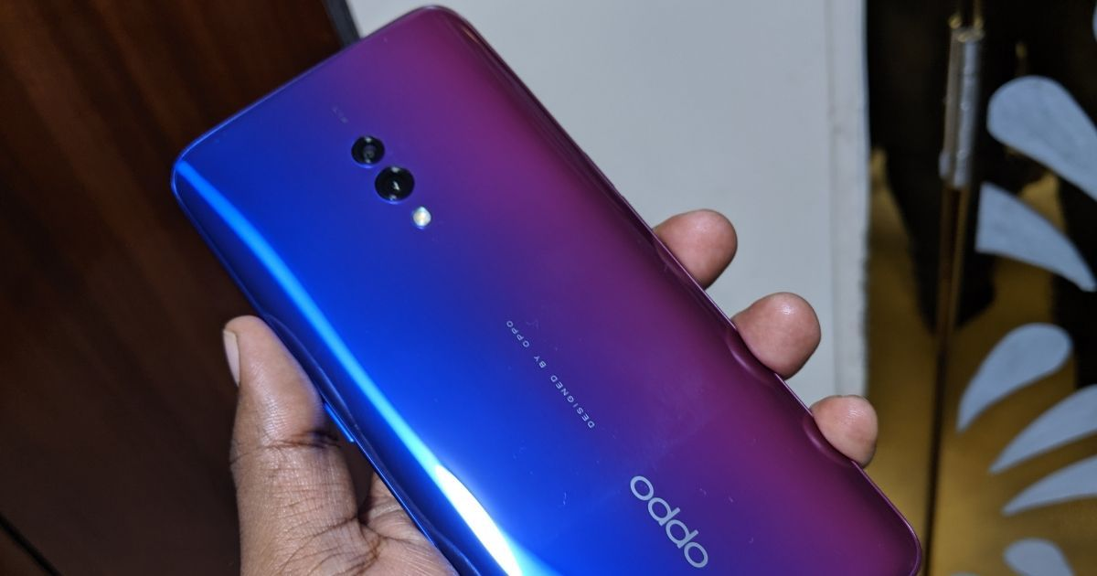 OPPO K3 first impressions: another trendy mid-ranger pops into the market