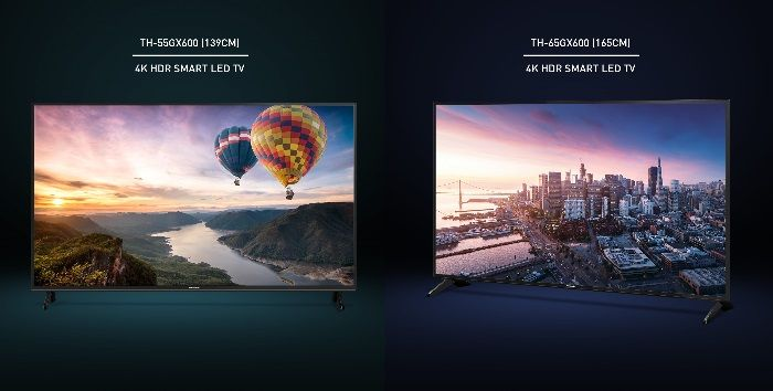 Panasonic 4K UHD TVs launched