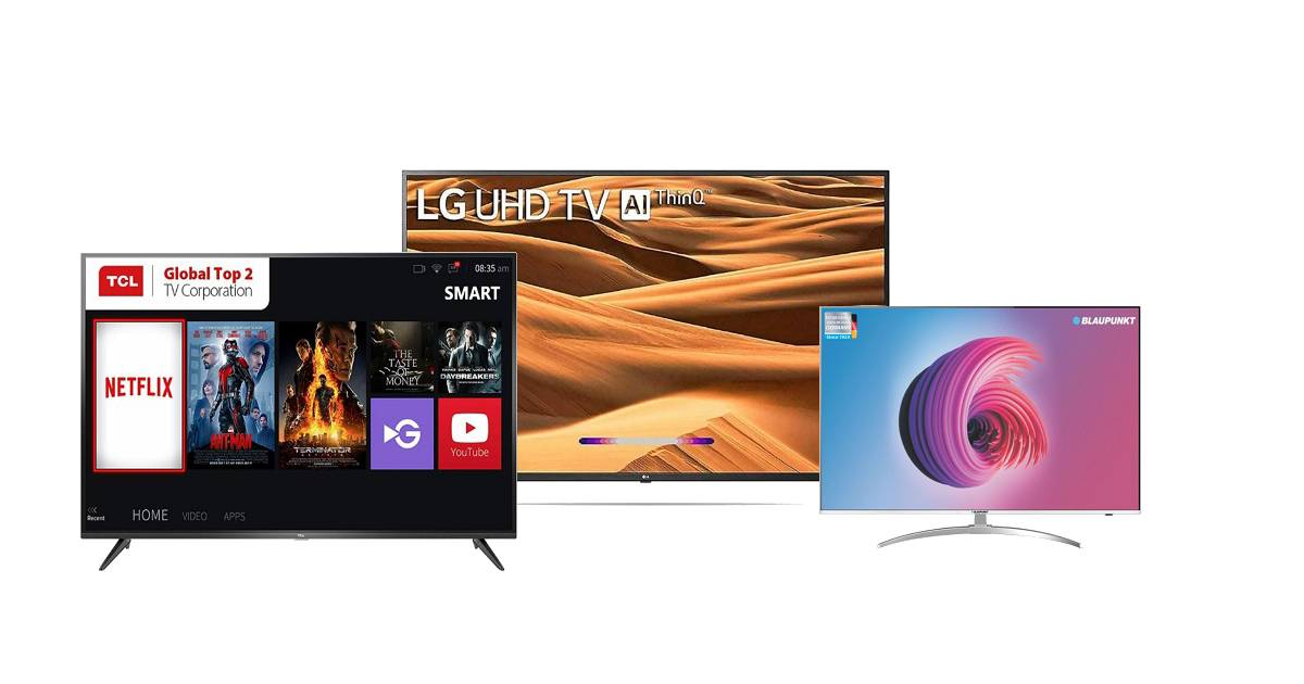 Amazon Prime Day 2019: New TVs Launched By LG, TCL, Blaupunkt And More