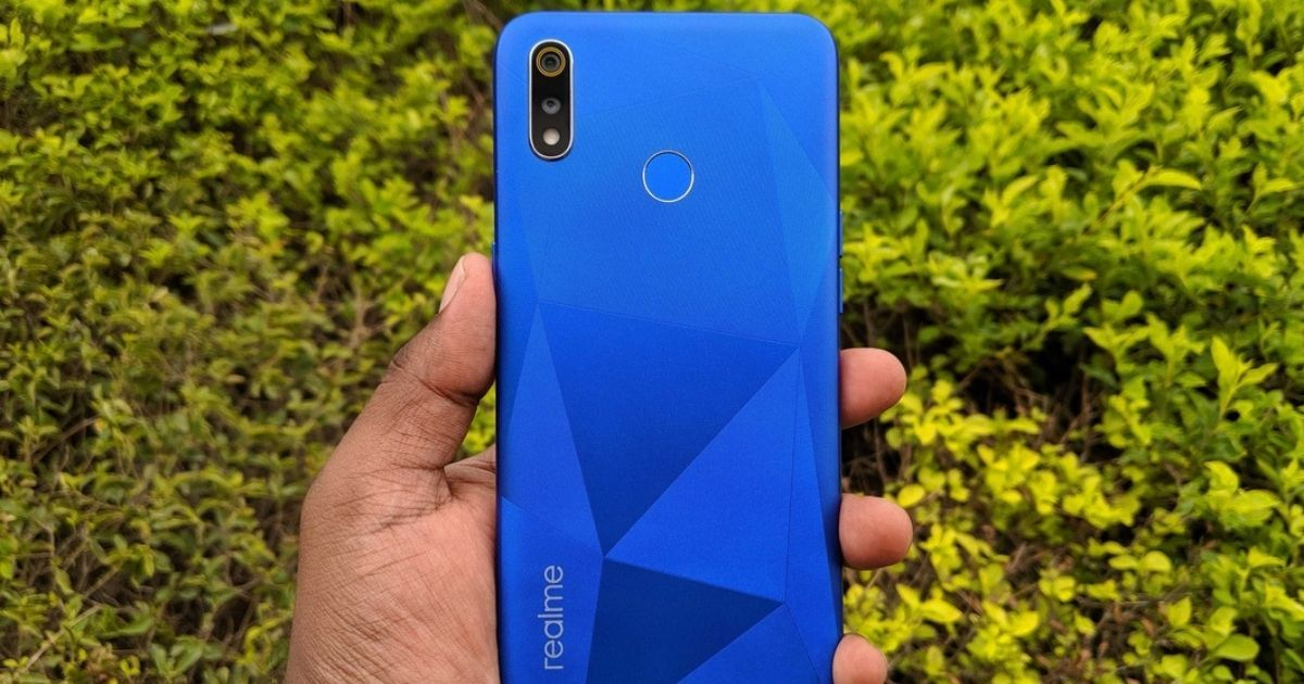 Realme 3i unboxing and first impressions: finding the right balance
