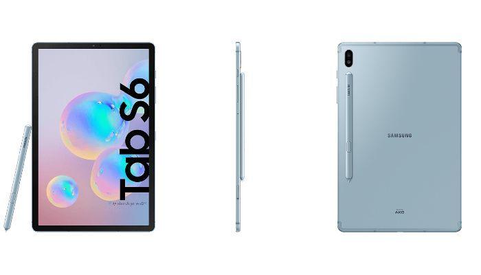 Samsung Galaxy Tab S6 Blue