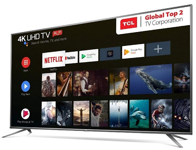 TCL P8E 4K UHD AI Android 9 TV launched