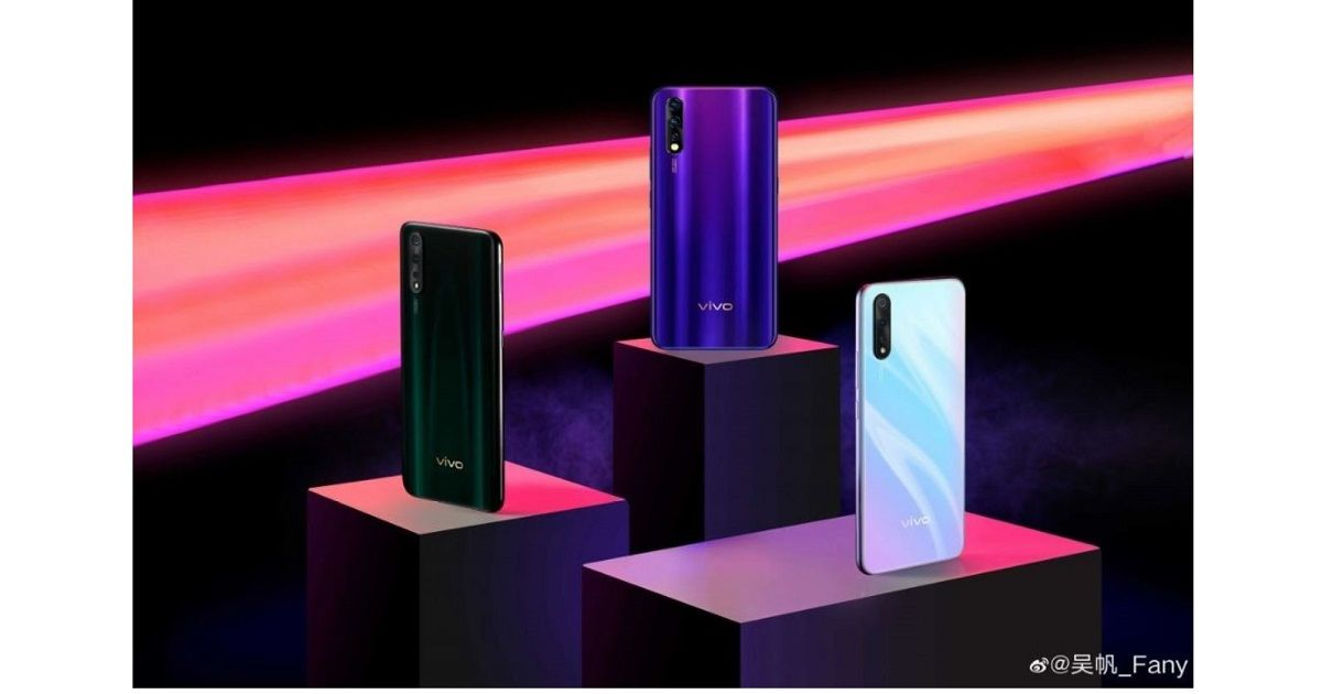 Vivo Z5 Revealed In Official Images, Launch Set For July 31st In China