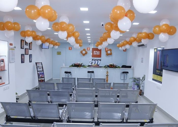 Xiaomi 2000th service centre in Delhi