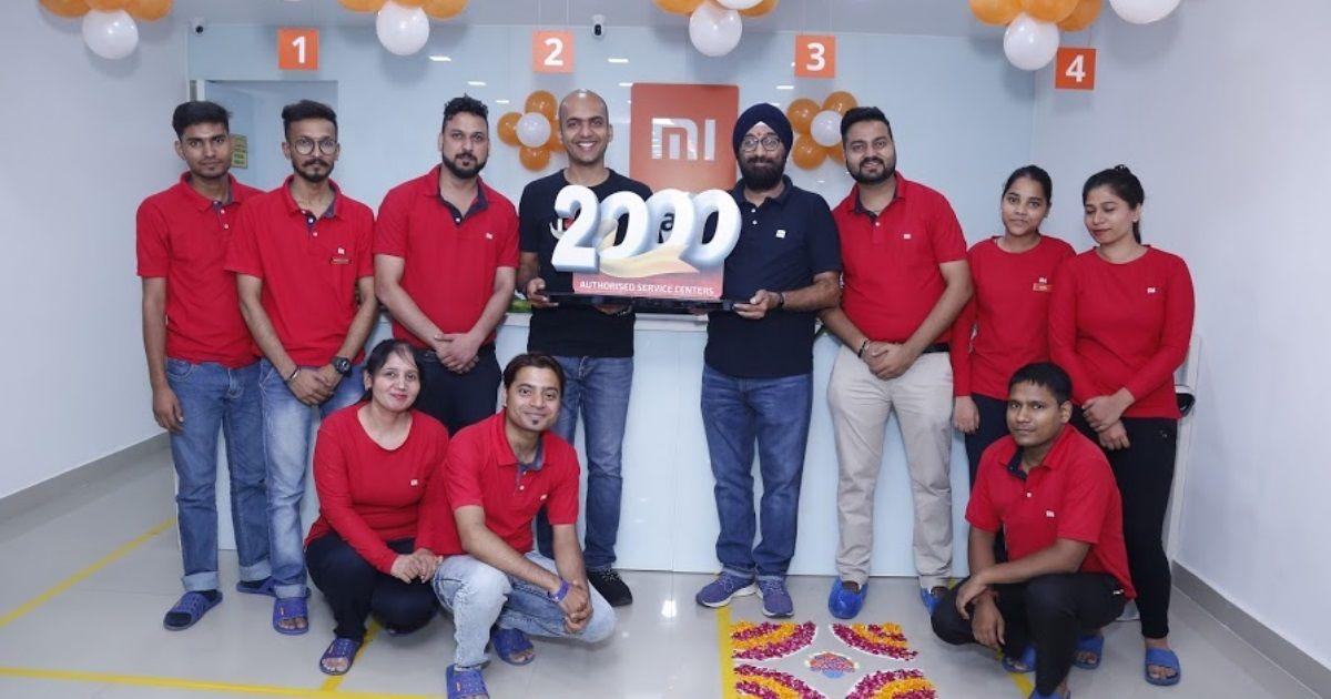 Xiaomi 2000th service centre in Delhi_featured