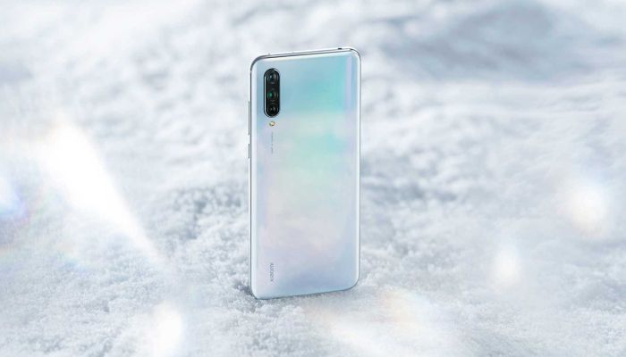 Xiaomi Mi CC9 White Lover