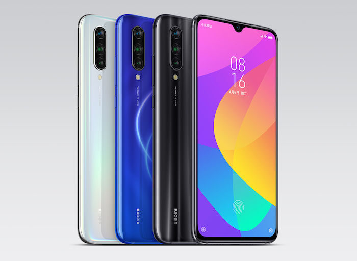 Xiaomi Mi A3 press renders emerge alongside detailed spec sheet