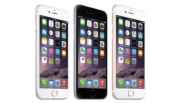 iPhone 6 family