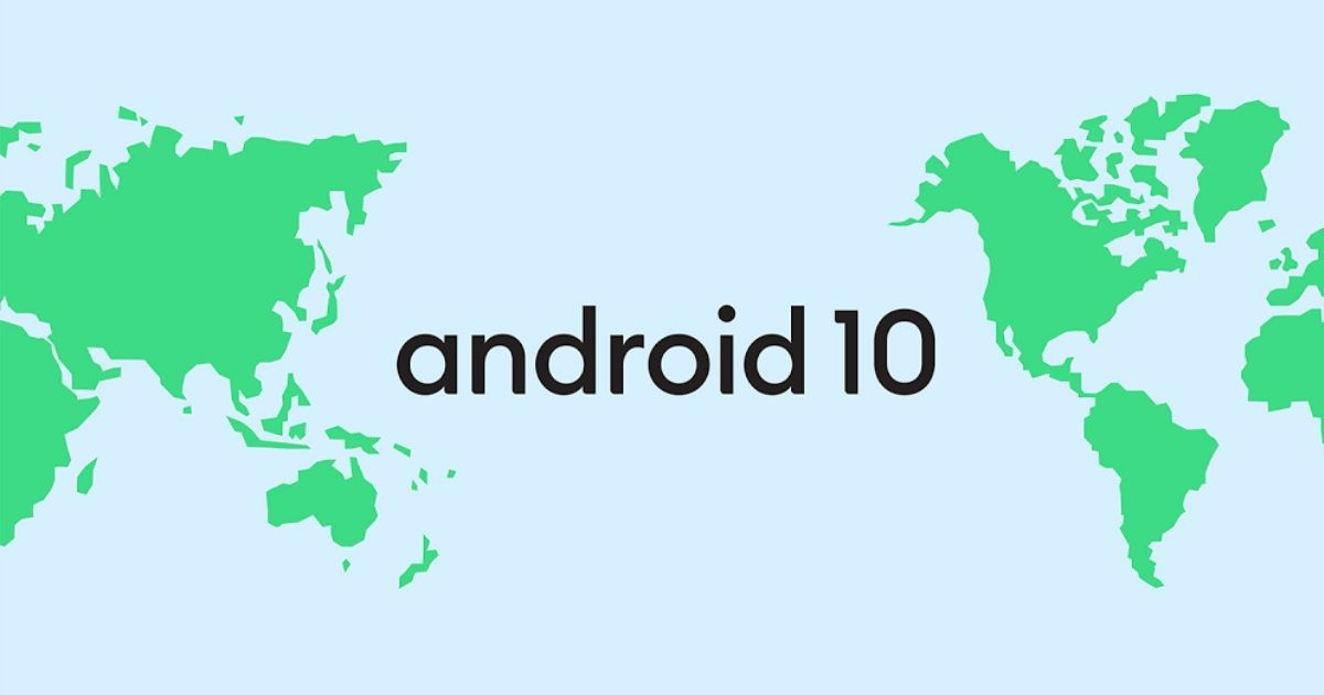 Android 10 is the official name for Android Q