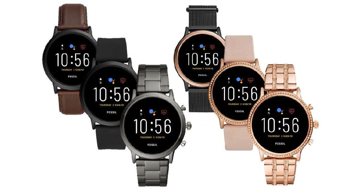 Fossil-Gen-5-smartwatch