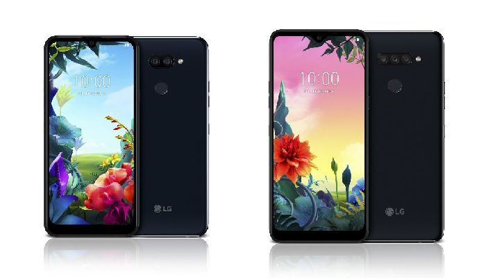 LG K40s and LG K50s