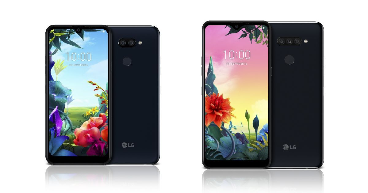 LG K40s and K50s announced ahead of IFA launch
