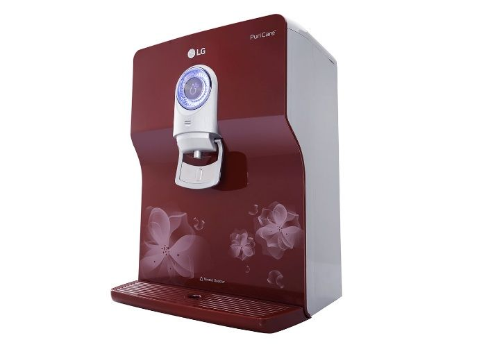 LG water purifier launched