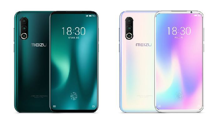Meizu 16s Pro Green and Dreamy Unicorn