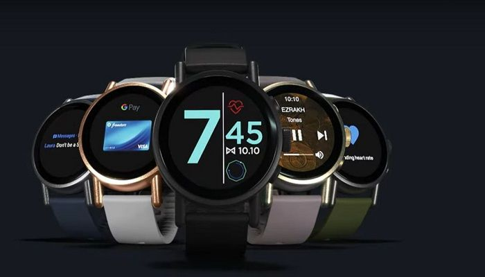 Misfit Vapor X smartwatch with Snapdragon 3100 and Wear