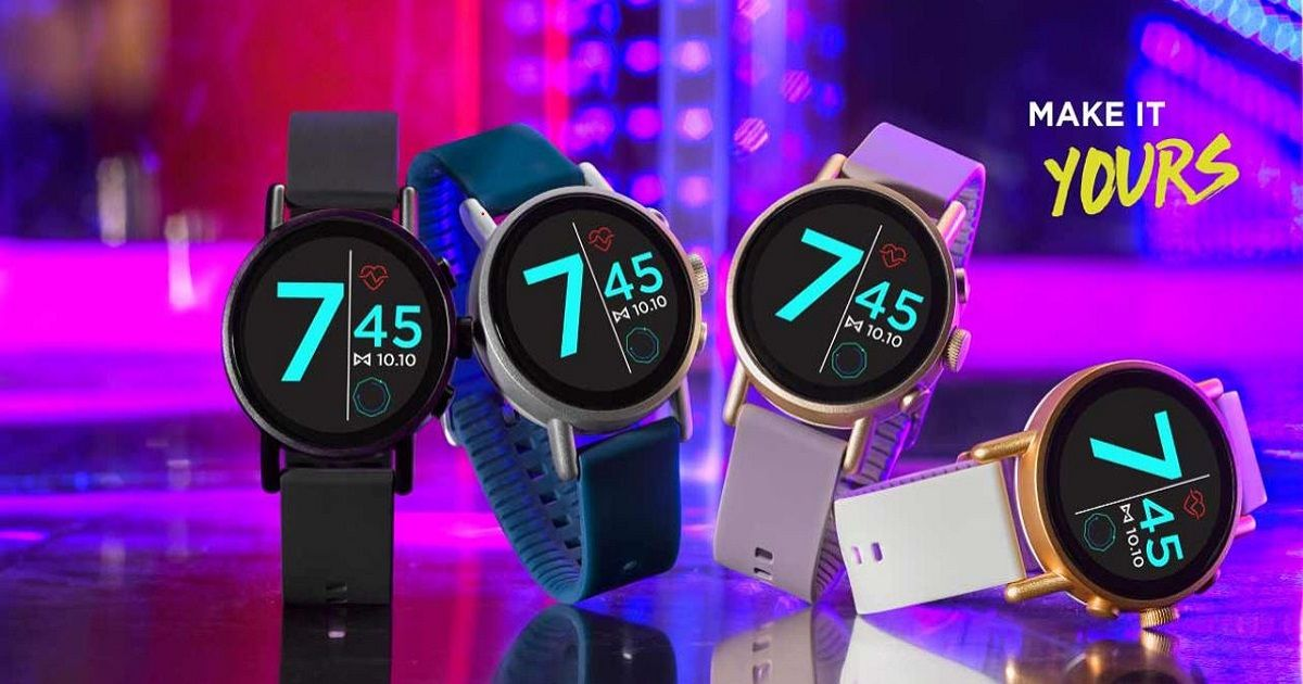 Misfit Vapor X smartwatch with Snapdragon 3100 and Wear OS announced