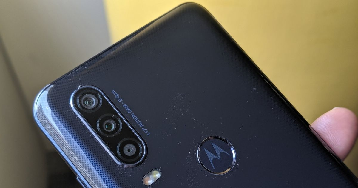 Motorola One Action unboxing and first impressions: a solid mid-range contender