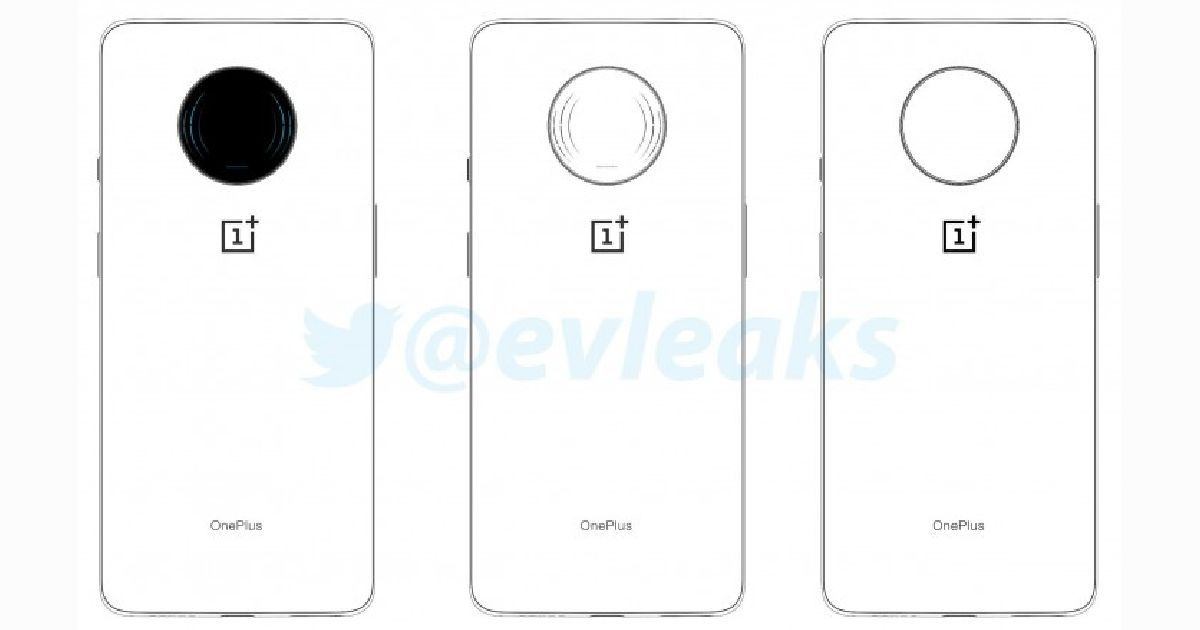 OnePlus smartphone with circular camera module leaked, could be the 7T