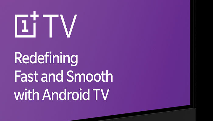 OnePlus TV will be an Android TV, to come with Google