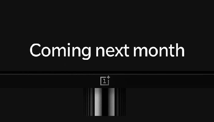 OnePlus TV September Launch Teaser