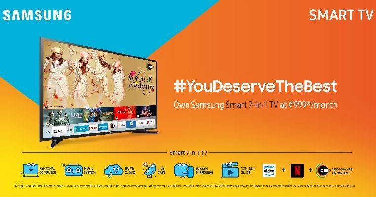 Samsung Smart 7-in-1 TV-