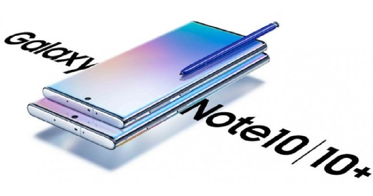 Ssamsung Galaxy Note 10+ and Note 10`