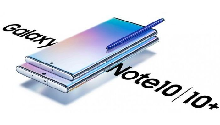Ssamsung Galaxy Note 10+ and Note 10