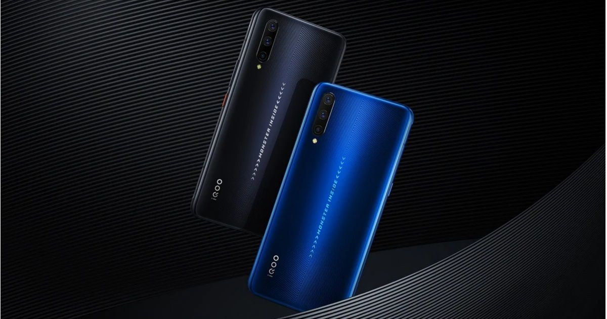 Vivo iQOO Pro with Snapdragon 855+ and 5G launched in China