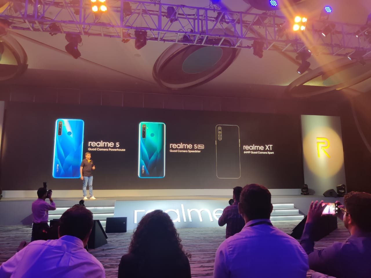 Realme XT 64MP quad camera phone to debut in India in September
