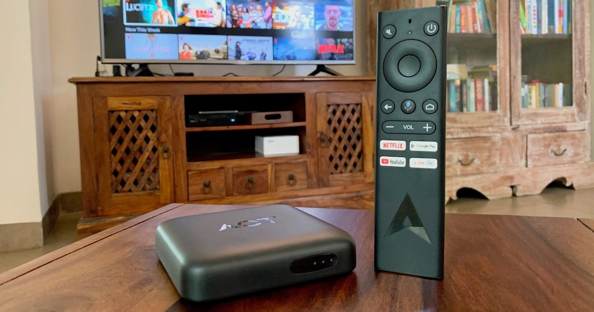 ACT Stream TV 4K review: a feature-packed, affordable Android TV box