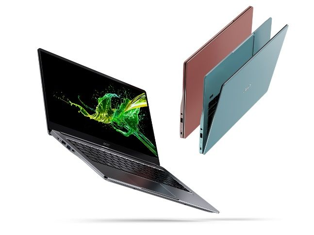 Acer Swift 3 notebook launched