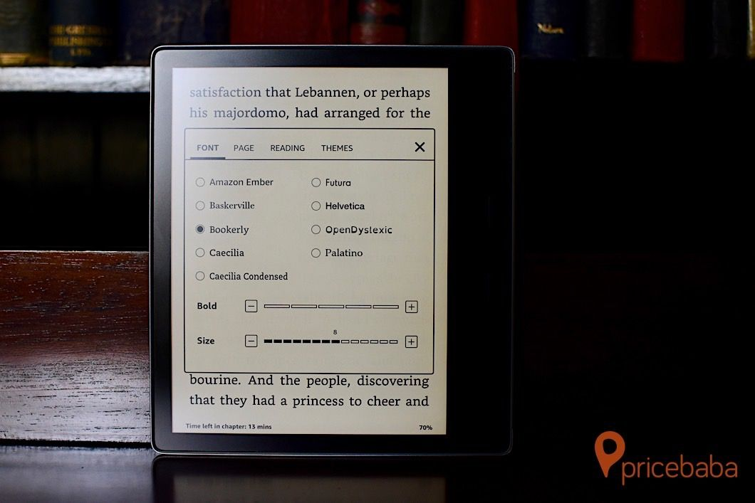 Amazon Kindle Oasis (2019) review: the closest thing to