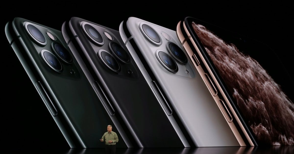iPhone 11 series RAM and battery capacities revealed