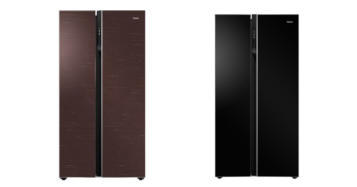 Haier launches HRF-622 range of side-by-side refrigerators: price, specifications
