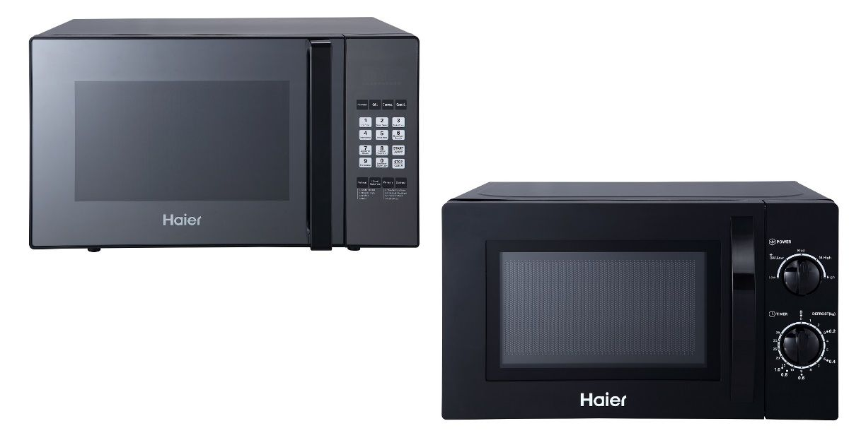 Haier Solo and Convection Microwave Oven