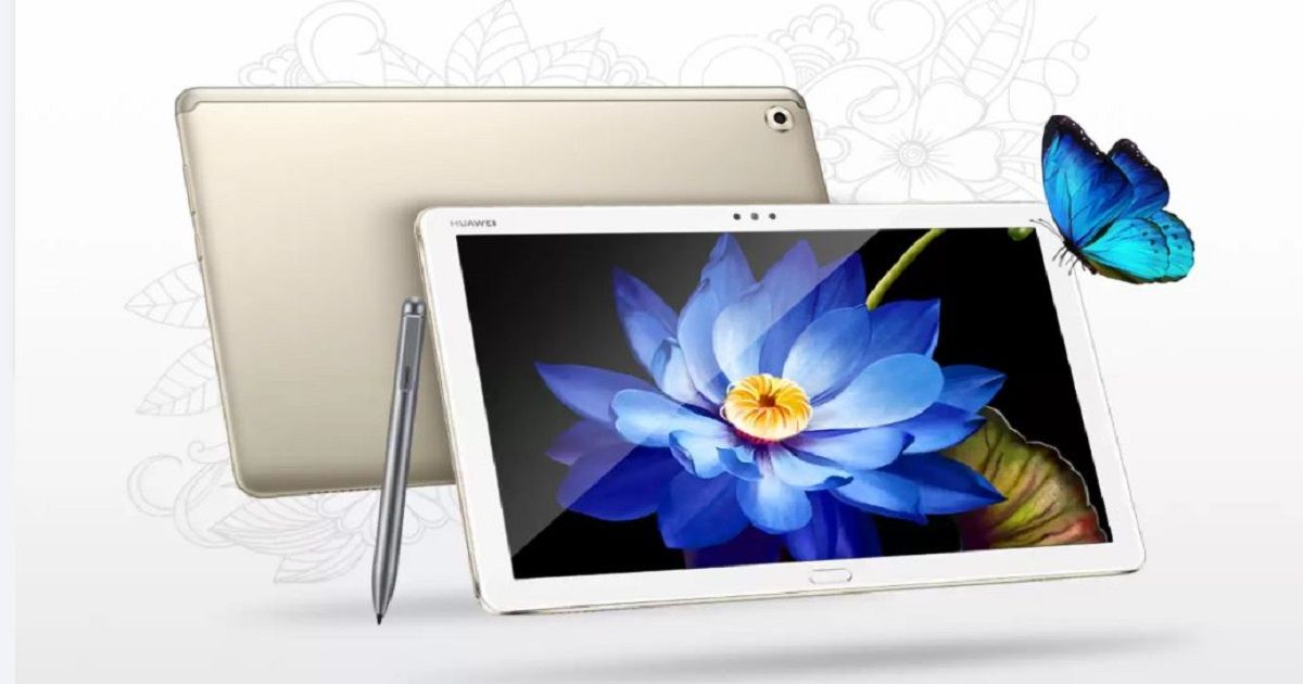 Huawei MediaPad M5 Lite launching in India on September 23rd
