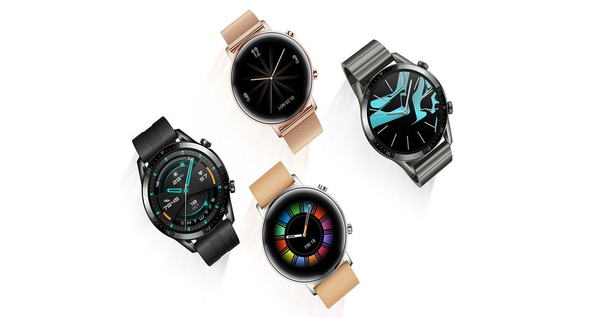 Huawei Watch GT 2 with 2-week battery life announced