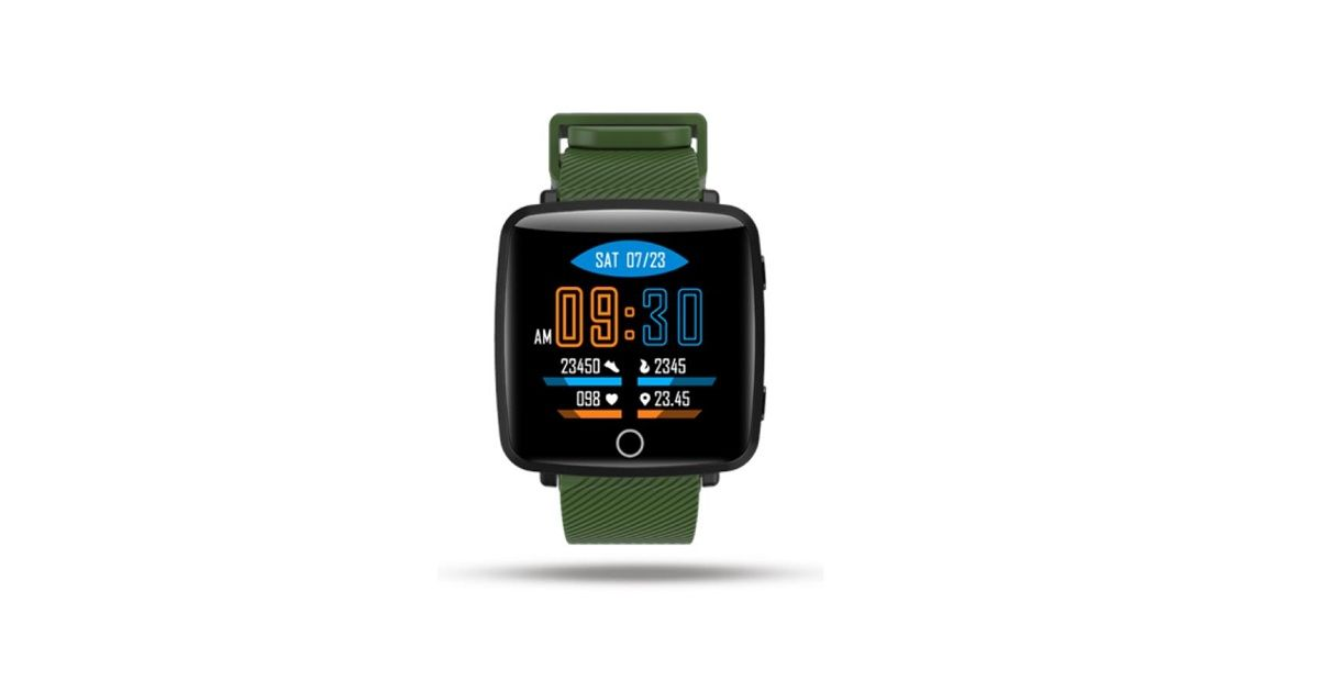 Lenovo Carme smartwatch with 24-hour heart rate monitor launched for Rs 3,499