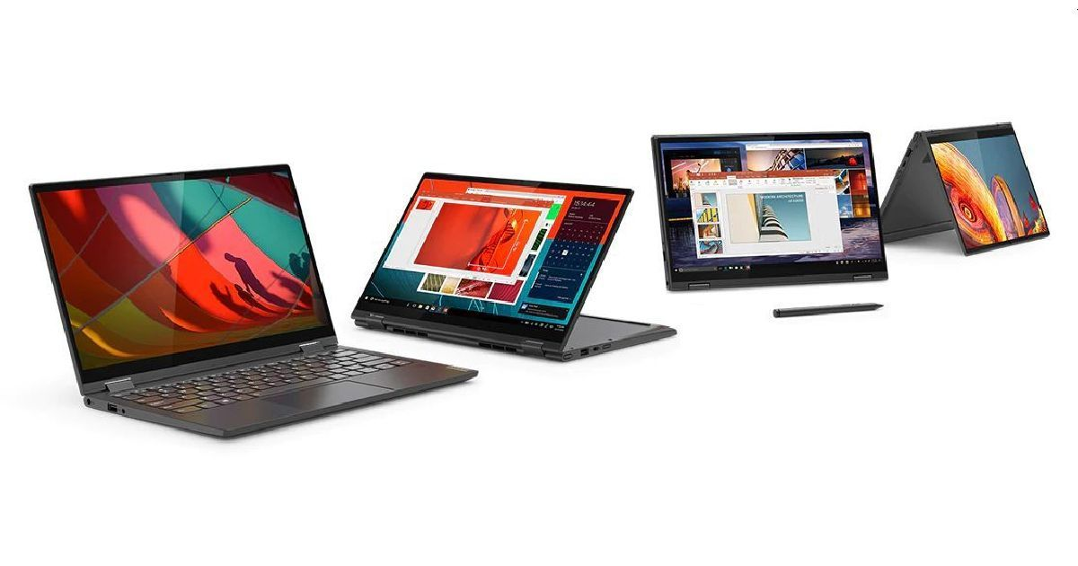 Lenovo Yoga C940, S740, C740 and C640