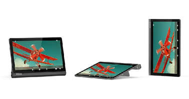 Lenovo Yoga Smart Tab feat