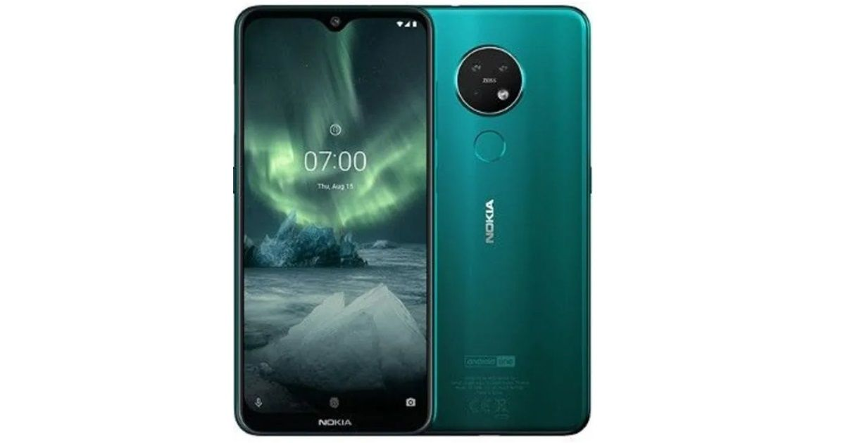 Nokia 7.2 starts receiving Android 10 update