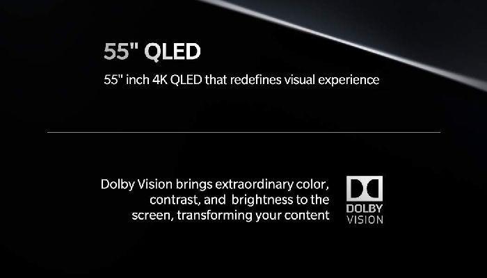 OnePlus TV specs on Amazon India