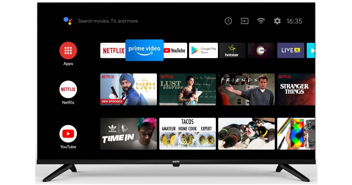 Sanyo Kaizen Android TV_featured