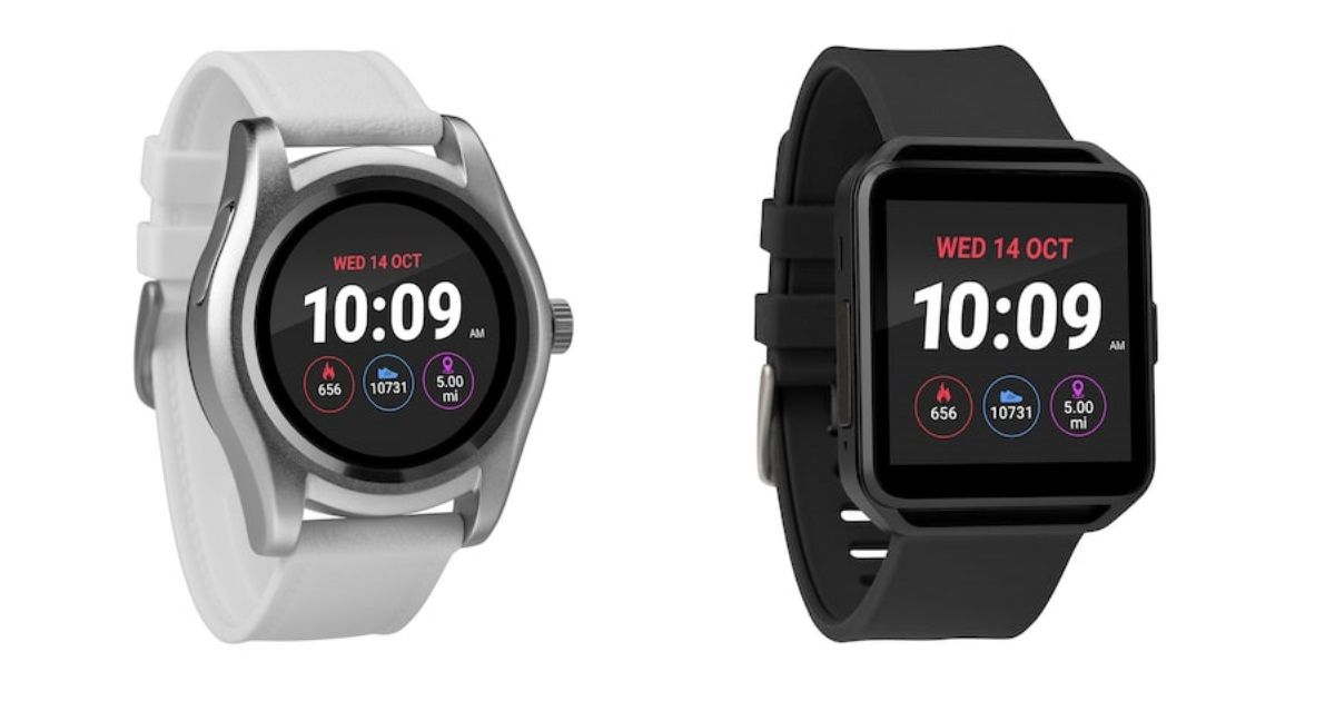 Timex iConnect and iConnect Fashion smartwatches launched, prices start at Rs 7,995