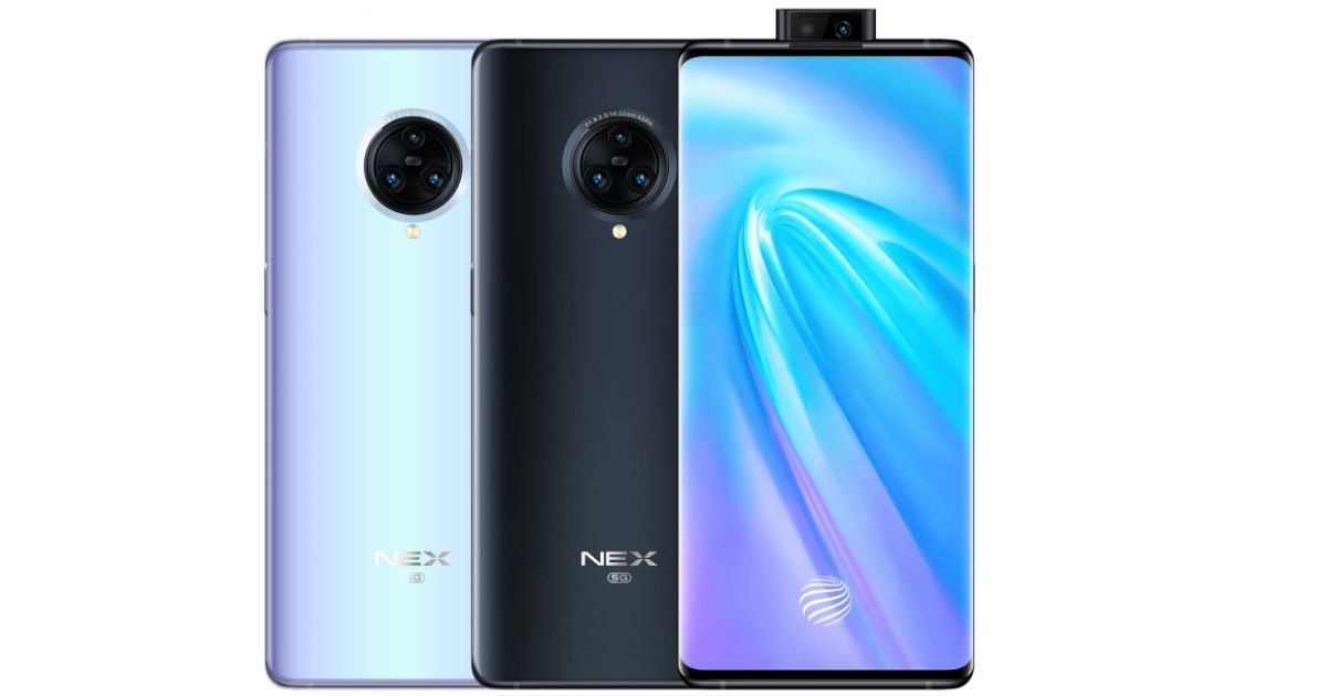 Vivo NEX 3 and NEX 3 5G with Snapdragon 855 Plus and 'waterfall' display launched