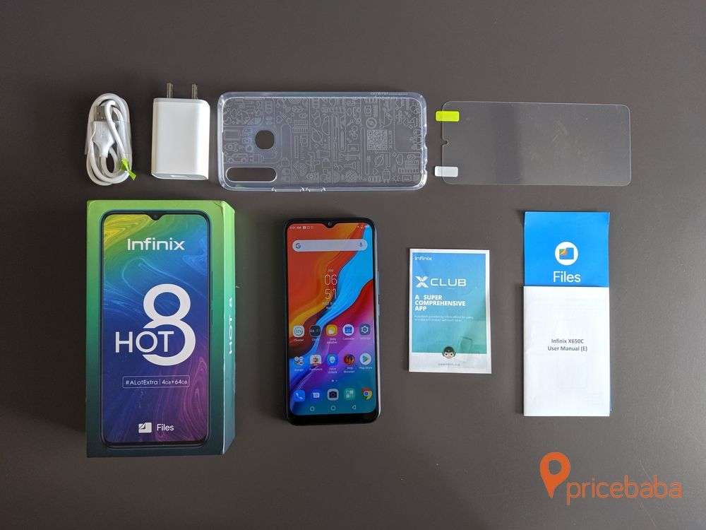 Infinix Hot 8 unboxing and first impressions: reigniting the
