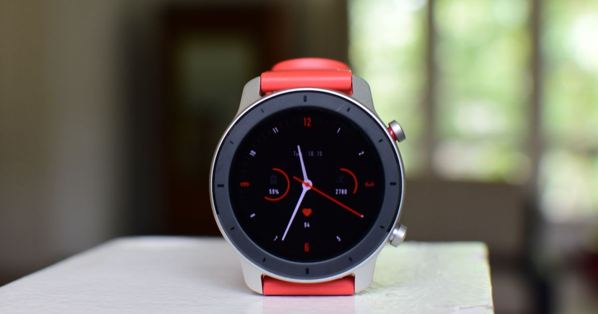 Amazfit GTR review: a VFM smartwatch with battery life for days
