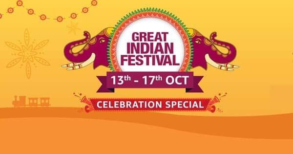 Amazon Great Indian Festival: best deals on smartphones, laptops, tablets and more