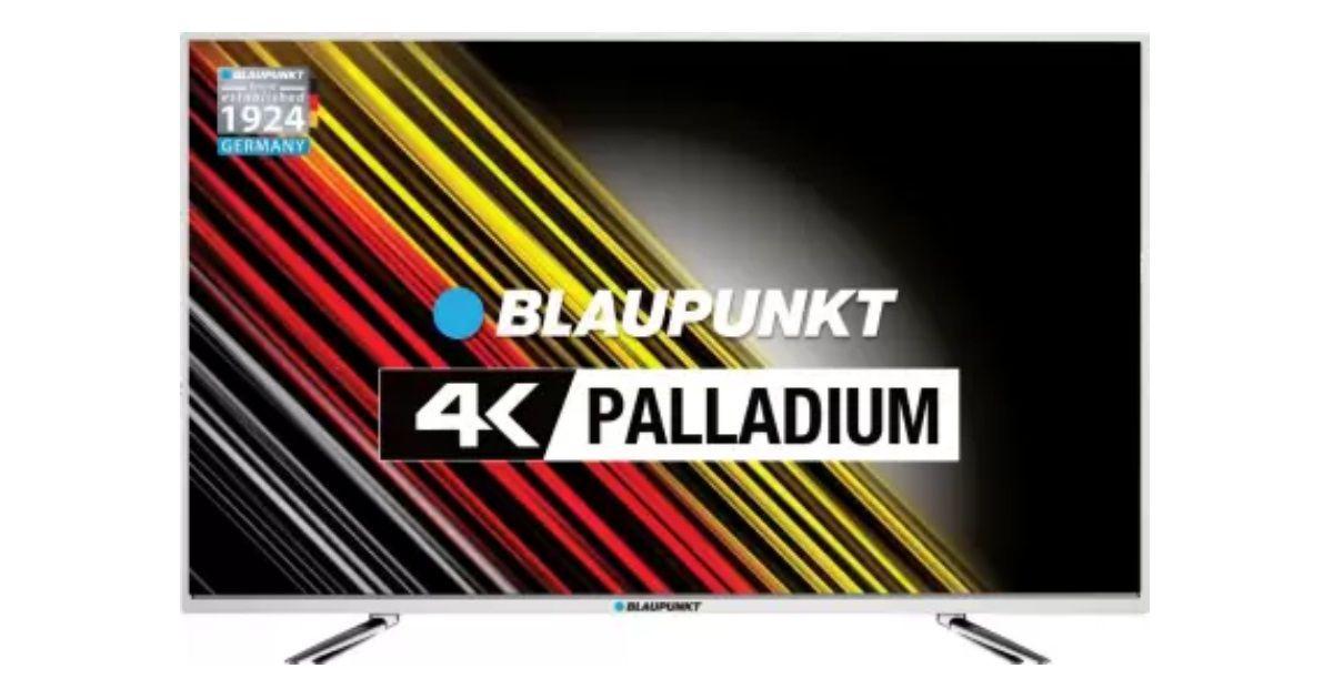 Blaupunkt 4K Palladium UHD LED Smart TV_featured
